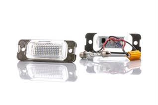 Canlamp LED rekisterikilven valosarja (Mercedes T6)