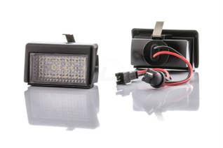 Canlamp LED rekisterikilven valosarja (Mercedes T9)