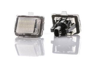 Canlamp LED rekisterikilven valosarja (Mercedes T11)