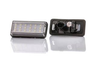 Canlamp LED rekisterikilven valosarja (Toyota T2)