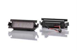 Canlamp LED rekisterikilven valosarja (Hyundai T3)