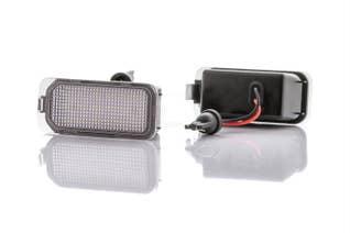 Canlamp LED rekisterikilven valosarja (Ford T4)