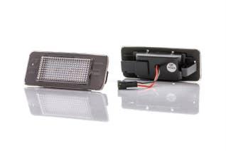 Canlamp LED rekisterikilven valosarja (Opel T3)