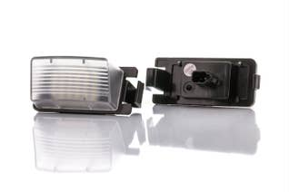 Canlamp LED rekisterikilven valosarja (Nissan T1)