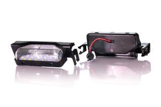 Canlamp LED rekisterikilven valosarja (Mazda T1)