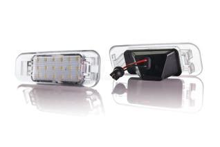 Canlamp LED rekisterikilven valosarja (Kia T1)