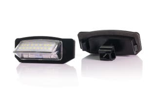 Canlamp LED rekisterikilven valosarja (Mitsubishi T1)