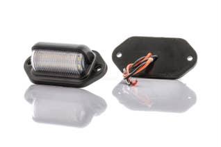 Canlamp LED rekisterikilven valosarja (yleismalli)