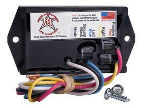Rigid LED-flasher 3A