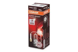 Osram Super Bright Premium H3 halogeenipolttimo