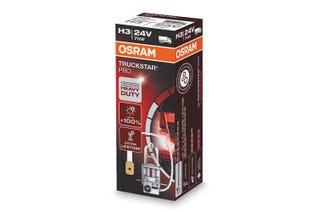Osram Truckstar Pro H3 24v halogeenipolttimo
