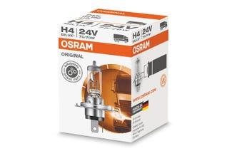 Osram original H4 24v halogeenipolttimo