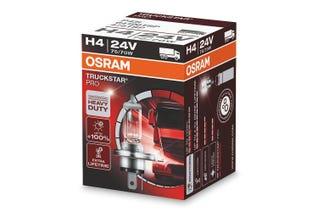 Osram Truckstar Pro H4 24v halogeenipolttimo
