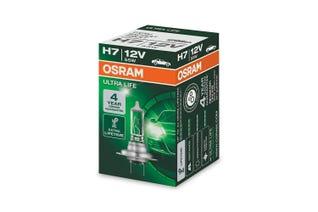Osram H7 Ultra Life halogeenipolttimo