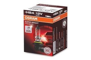 Osram Super Bright Premium HB4 halogeenipolttimo