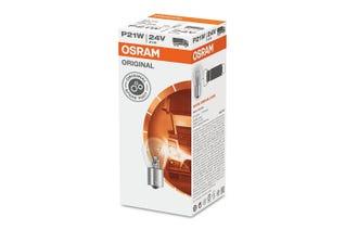 Osram original P21W 24v halogeenipolttimo