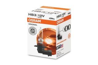 Osram original HB3 polttimo