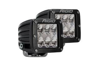 Rigid D-sarja PRO Driving LED-lisävalo