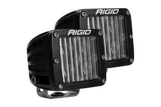 Rigid D-sarja PRO LED-sumuvalo