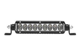 Rigid SR6 PRO Driving LED-lisävalopaneeli