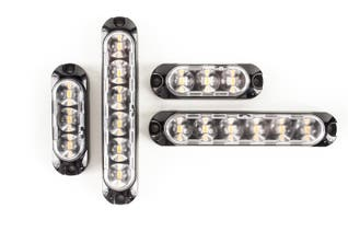 Redtronic Gecko LED-varoitusvalo