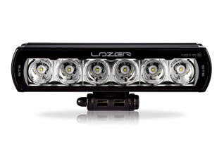 Lazer ST6 EVO LED-lisävalo